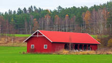 Red Barn Norway