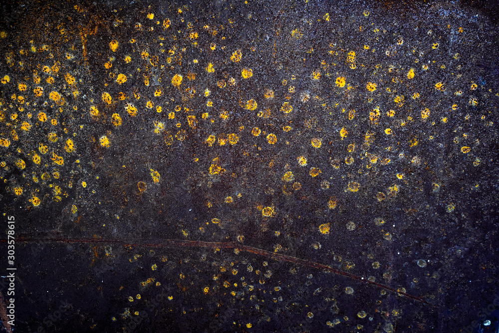 Fototapety, obrazy: Rust iron background