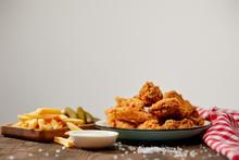 Delicious Chicken Nuggets, Ket...