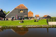 Traditional Dutch Village Hous...
