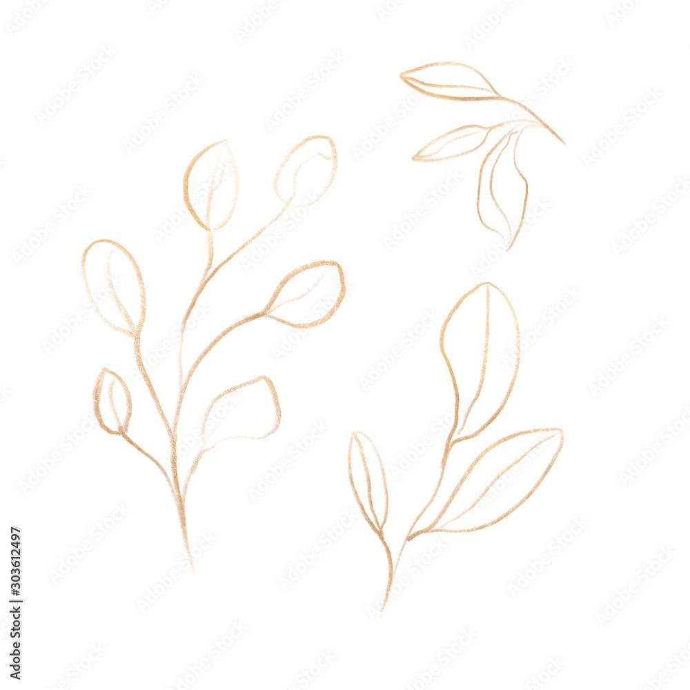 Flower Leaf Plant
