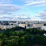 Fototapeta Londyn - Białoruś Minsk