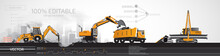 Construction Heavy Equipment, ...