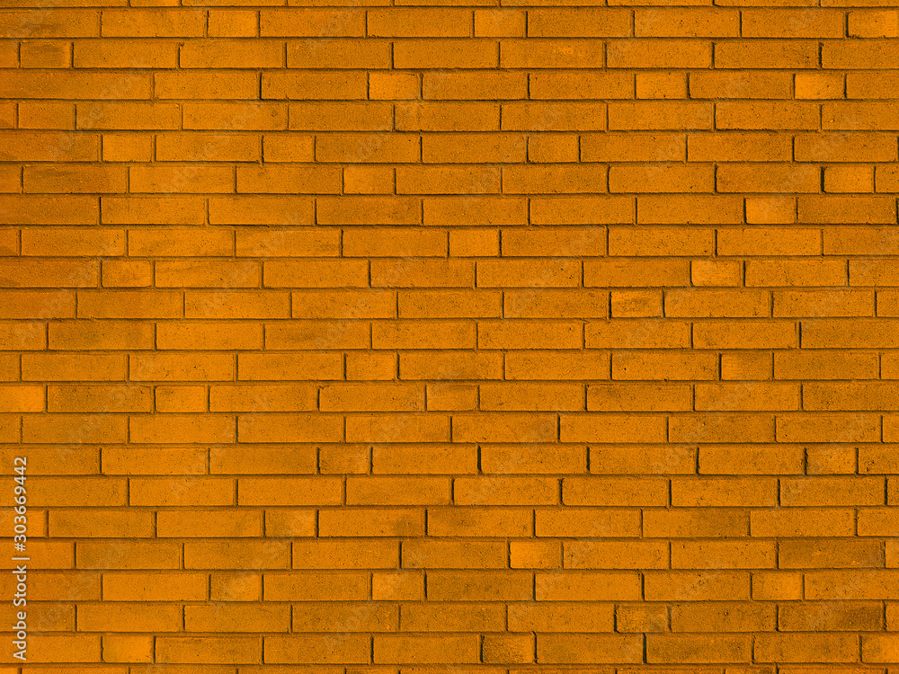 Old clear wall brick texture for background