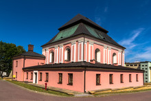 The Old Synagogue In Szczebrze...