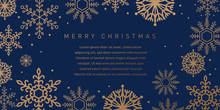 Christmas Greeting Illustration Design Template