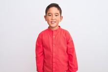 Beautiful Kid Boy Wearing Eleg...