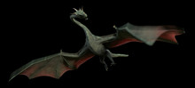 Dragon, Mythical Flying Serpen...