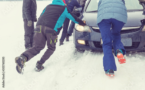 Winter problem