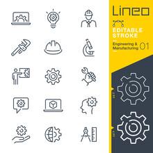 Lineo Editable Stroke - Engine...