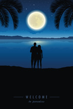 Loving Couple Enjoy The Full M...
