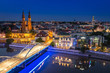 Opole city in Opolskie Voivodeship with old hertiage buildings and wonderful views