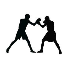 Boxing Vektor Illustration