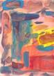 canvas print picture - Malerei Farben