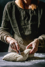 Process Of Making Homemade Bre...