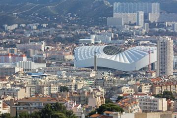 Stadion Velodrome Marseille