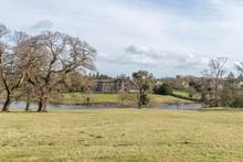 Ripley Castle In North Yorkshi...
