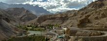 Panoramic View From Lamayuru M...