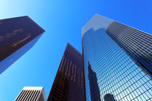 Downtown LOS ANGELES Skyscrape...