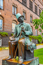 Statue Of Hans Christian Ander...