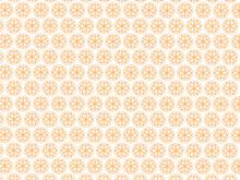 Colorful Orange Pattern Background Texture For Artwork Or Webdesign