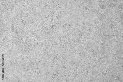 Close up of light grey slate tile background with speckled design. - 303938871