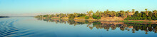 Nile River Bank Panorama
