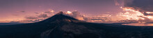 Mayon Volcano Panorama / Panor...