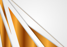 Grey Corporate Abstract Backgr...