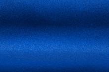 Ultramarine Blue Metallic Glitter Background For Elegance Rich Luxury Holiday Design.