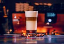 Hot Latte Macchiato