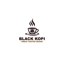 Coffee Logo Food And Drink Bis...