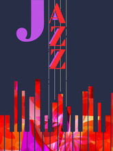 Jazz Music Promotional Poster ...