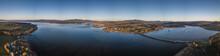 The Lipno Reservoir Is A Dam A...