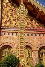 Chinese Zodiac At Wat Jed Yod,...
