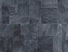 Black Slate Ceramic Tile, Seam...