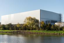 Big Industrial Warehouse In Na...