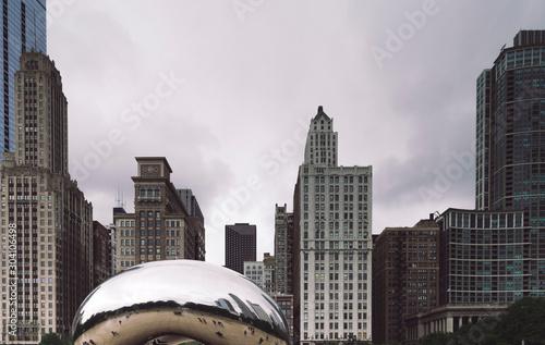 new york city of chicago