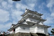 Medieval Castle, Odawara, Japan