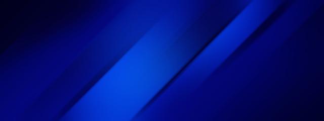 Wide banner - dark blue background