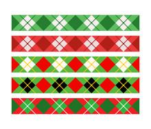 Christmas Divider,border,ribbo...