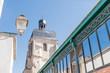 l'église Notre Dame du Bon Port des Sables d'Olonne durant l'été