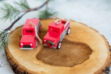 Retro Car Christmas Ornaments ...
