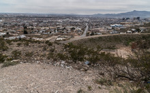 A View Of El Paso Texas From T...