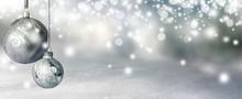 Elegant Christmas Background I...
