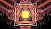 Orange Motion Graphic HD Visua...