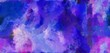 canvas print picture - abstract seamless pattern brush painted texture with dark slate blue, light pastel purple and medium purple color. can be used as wallpaper, texture or fabric fashion printing