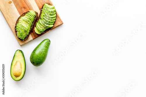 Obraz na plátně  Healthy food