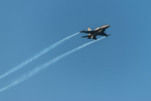 F-16 Fighting Military Fighter...