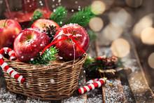 Holiday Christmas Composition ...